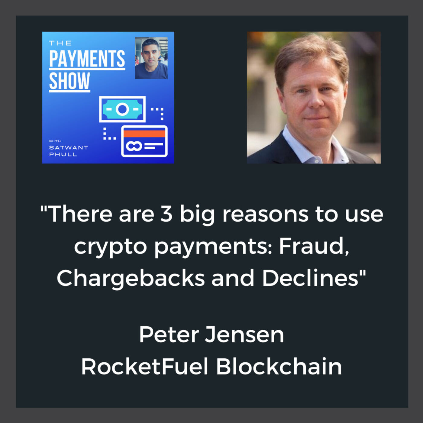 Payments Show - Peter Jensen - RKFL